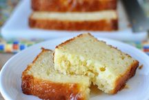 Quick Bread Recipes / Any bread from banana bread to pumpkin bread and everything in between!