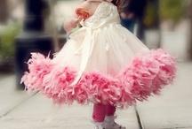 Thank Heaven for little girls / by Christine Hamel