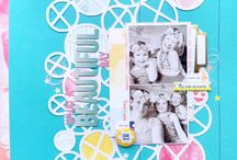Cocoa Daisy June 2017: Under the Sea / We carefully curate Scrapbooking, Day in the Life (Project Life or pocket scrapbooking), Day Planner (organizers, filofax, kikki k, midori traveler's notebook, planner) kits every month. Exclusive stamps, washi tape, paper clips, puffy stickers, and more!