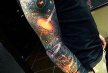 space tatto