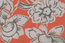 "Damask Rose- Color Trend Spring 2016 / Textile and fashion designers have jumped on the ""warm pink"" pallet in a very big way for their Spring 2016 introductions. Whether one calls it salmon, coral, blush, or rose, only our color forecasting gurus are confident in the subtle distinctions. Anchor this pallet with silvered-grey base cloths, and use metal accents with burnished pewter or rose-gold hues for a décor that defines a new modern elegance in home décor, and is both serene and understated  / by Norwalk Furniture"