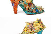 shoes mosaic
