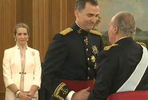 Coronación del Rey Felipe VI / Sigue toda la actualidad de la Casa Real en http://www.semana.es/casas-reales/familia-real-espanola/