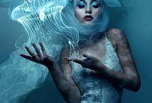 sirenas y seres mitologicos