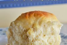 Breads/Rolls/Flavored Butter / by Betty Thomas