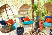 outdoor patio / by Builder Boost