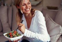 Gezond vegetarisch eten / De recepten die ik op dit bord verzamel, passen in mijn visie op gezonde voeding. Groente, peulvruchten en granen staan centraal, laag glycemisch dus, en lekker.