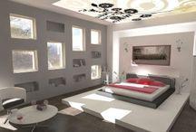 Interior Design / Interior Design Ideas, home design photos, interior decorating, and contemporary design ideas.