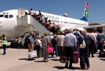South African Airways / Whether you call it SAA, SAL or South African Airways - it's the airline we all know and love.