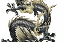 Marvelous creatures, Dragons, aren't they / by Demona