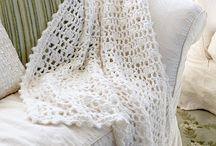 crochet  / by Winkie Hall