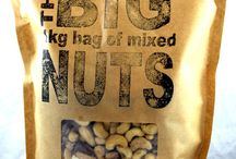Designed2Eat | Big Nuts / Big Bag of 1kg Nuts without the fruit and peanuts!