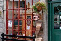 Quaint shops, stores, cafes, and such!...~ / by The Baglady