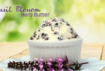 Recipes with Edible Flowers!