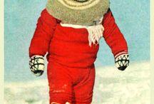 Merry Christmas ya Filthy Animal / by Amelia Huss
