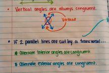 Pre-Algebra Unit 7: Geometry