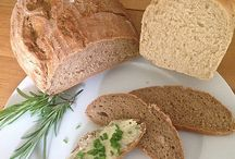 Bread / Easy recipes for home-made bread, rolls & pastries!