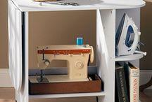 Muebles para máquina de coser