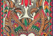 Madhubani painting......