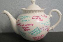 Kitchen Tea