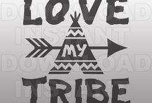 my tribe..my friends..