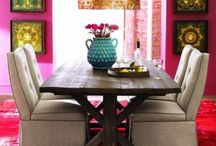 Dream-Dining Rooms / by Ashley Kolluri