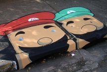 Streeeet art / by Raquel Correia