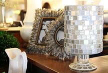 Home Accessories / Accessorize your home with home accent pieces that you love and inspire you.