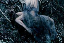 moodboard #2 / fairy themed shoot
