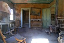 Abandoned Places and Ghost Towns
