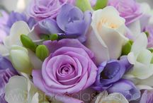 Flowers & Colors: LILAC / A Lilac Wedding Theme? Flowers Inspiration