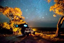 Botswana camping sites