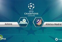 Astana Atletico Madrid maçı canlı izle
