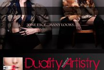 Duality Artistry: Scenes from a Photoshoot / The inception of Duality Artistry began with Dani's vision to bring many different looks to individuals through makeup application. We keep busy with our beautiful brides but we are just as busy with amazing men & women at photoshoots throughout Southwest Florida, and beyond. Click here to find out more: http://www.dualityartistry.com/