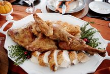 Holiday Receipes / Turkey dinner
