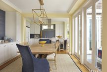 The Transitional Dining Room