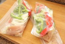 Fix and Freeze Dinners / A variety of fast and easy fix and freeze recipes to make dinner time easier at your home!