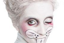 Halloween makeup  / by Steffanie Smith