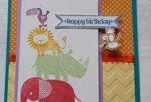 kinderen verjaardagskaarten