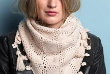 crochet scarves shawls