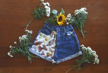 >>> loja da milho <<< / Shorts altos customizados!