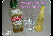 Homemade Alternatives