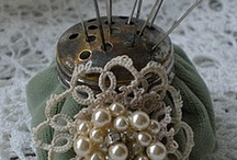 Pin Cushions / by Virginia Dambach