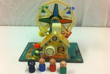Fisher Price Little People Vintage