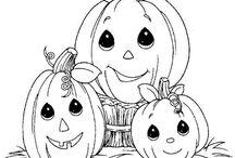 Sorteret Halloween