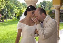 Yucatan Romantic Weddings / Some of the most romantic moments of weddings at Hacienda Misné