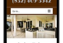 Mobile Optimized Web Design / Local website design for mobile & tablet. 100% Responsive website examples