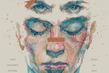 Fight Club 2 / Dark Horse Comics is publishing FIGHT CLUB 2 as a 10-issue maxiseries. This is an original story. Every issue has been written by Chuck himself. All covers provided by David Mack (with special variants offered by different artists too!). All inside artwork done by Cameron Stewart.  / by Chuck Palahniuk