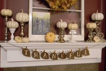 Thanksgiving / Thanksgiving Ideas Recipes and Decorating