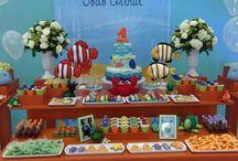 Fiesta: fondo del mar